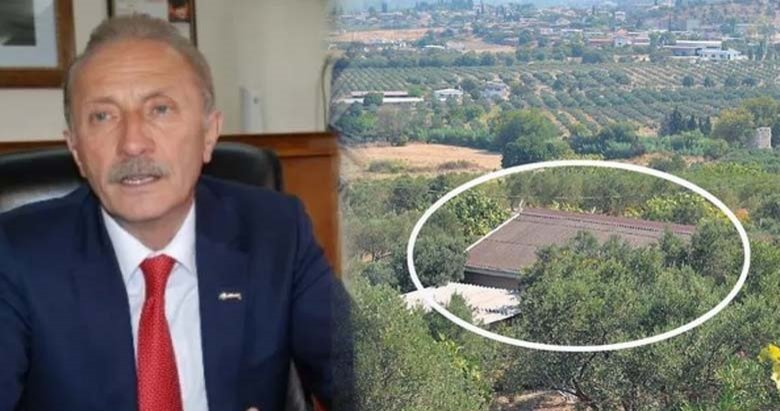 CHP'li Didim Belediye Başkanı Ahmet Deniz Atabay'ın tecavüz evi görüntülendi
