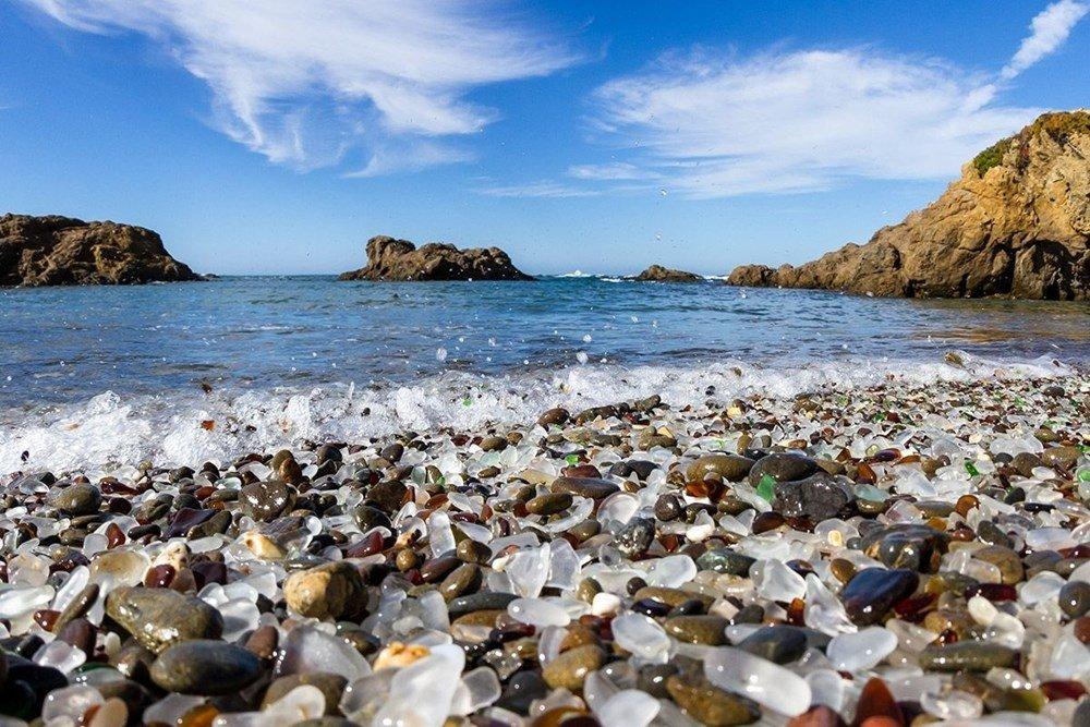 Görenleri büyülüyor! İşte dünyanın en ilginç plajları ve hikayeleri...