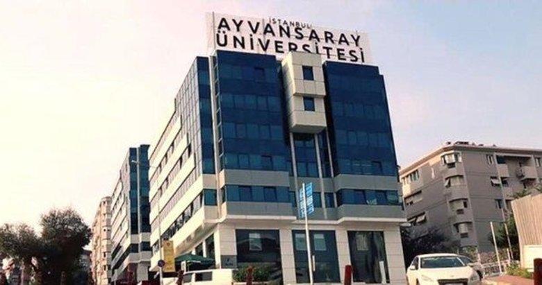 Ayvansaray Üniversitesi araştırma ve öğretim görevlisi alacak