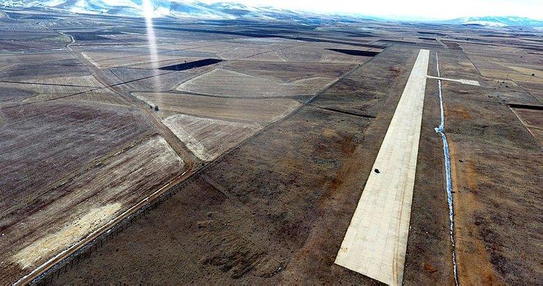 İhalesi yapıldı, Salyazı Havalimanı inşaatı başlıyor