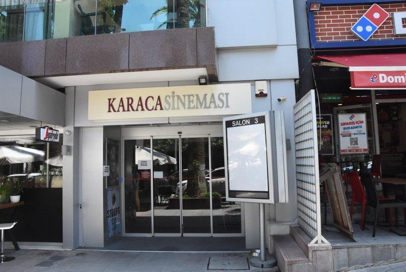 İzmir'de yarım asırlık sinema, 1 Temmuz'da yeniden faaliyete geçecek