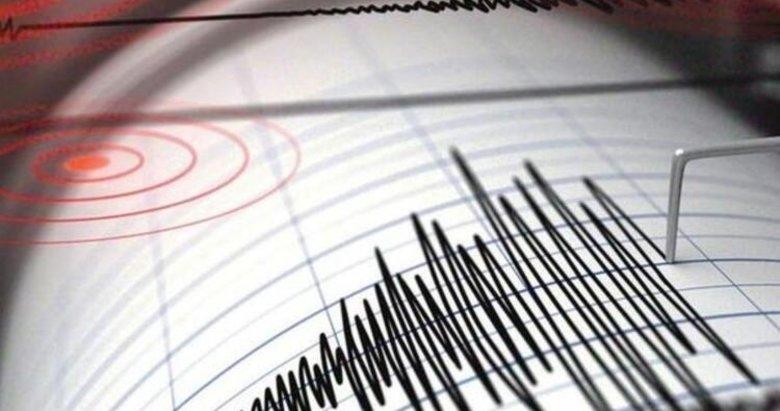 Son dakika: Muğla'da deprem!