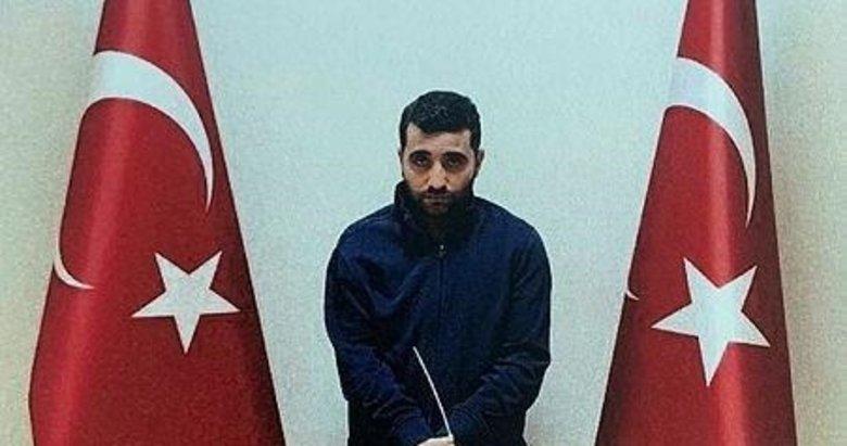 PKK'lı Ferhat Tekiner, MİT'in operasyonuyla Irak'tan Türkiye'ye getirildi