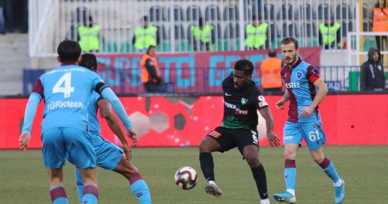 Denizlispor Ziraat Türkiye Kupası'na veda etti