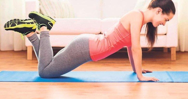 Düzenli egzersizle koronaya karşı dur