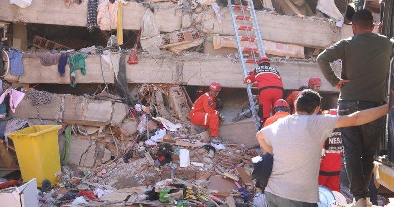 İzmir'de yıkılan binalarla ilgili ortaya çıkan gerçek! Dışı makyajlı içi çürük binalar öldürdü