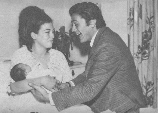 Cüneyt Arkın'ın kızı yıllar sonra ortaya çıktı! Cüneyt Arkın'ın 1964'deki evliliğinden...