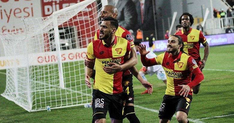 Göztepe'de 6 futbolcu sınırda