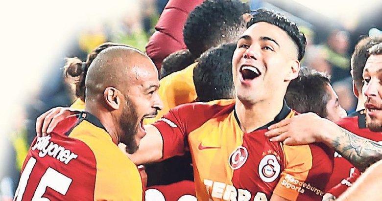 Galatasaray bayramı