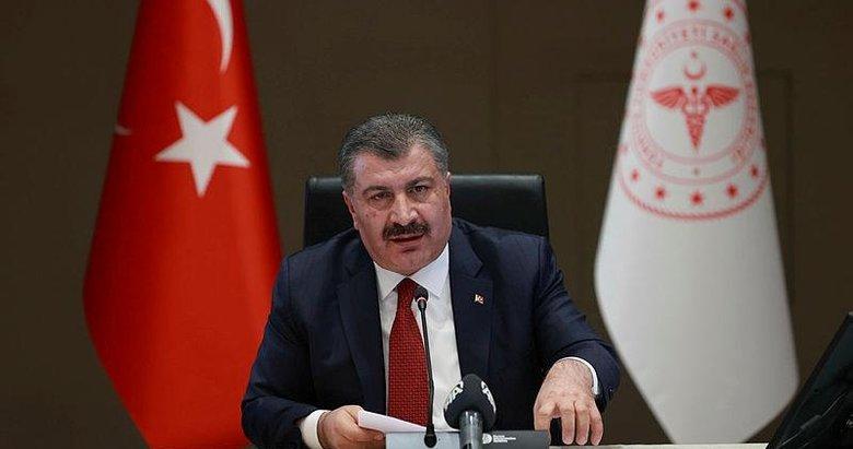 Sağlık Bakanı Fahrettin Koca: Mutasyon virüs görülen illerin sayısı 70'i geçti