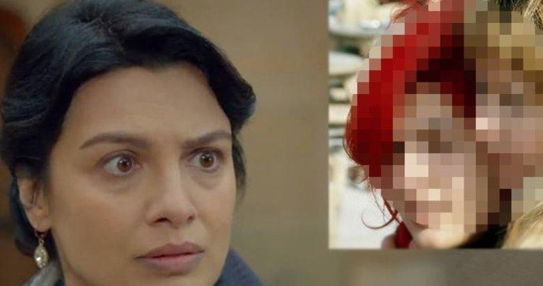 Hercai dizisinin Zehra Şadoğlu'su Feride Çetin bu haliyle şok etti