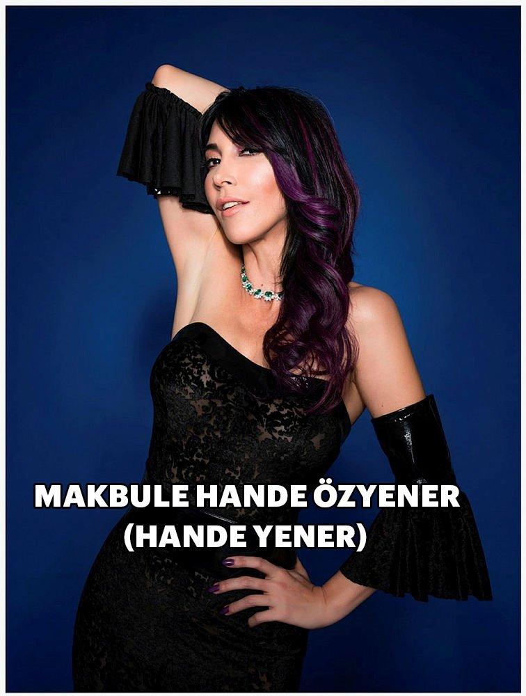 Hande Yenerin Gerçek Adını Duyanlar Inanamadı Işte ünlülerin