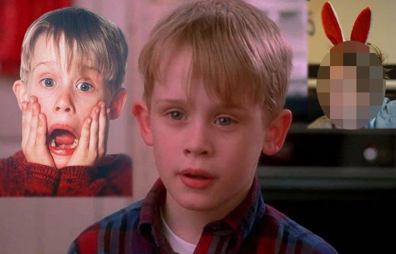 Evde Tek Başına Home Alone filminin küçük afacanını canlandıran Macaulay Culkin son haliyle herkesi hayrete düşürdü!
