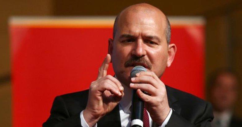 Soylu: Kandil'e Türk bayrağı yakında