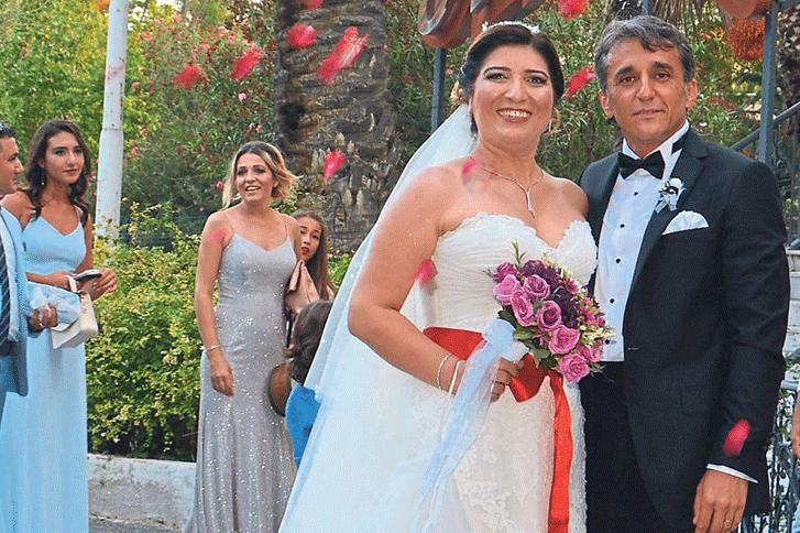 İzmir'de evlendiler, Denizli'de yaşayacaklar