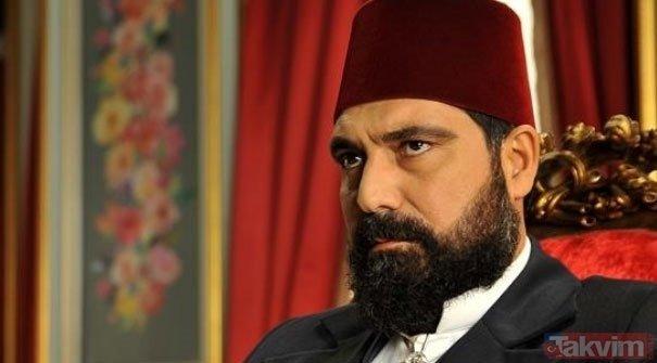 Payitaht Abdülhamid dizisinin Abdülhamid Han'ı Bülent İnal'ın annesini görenler şaşırdı
