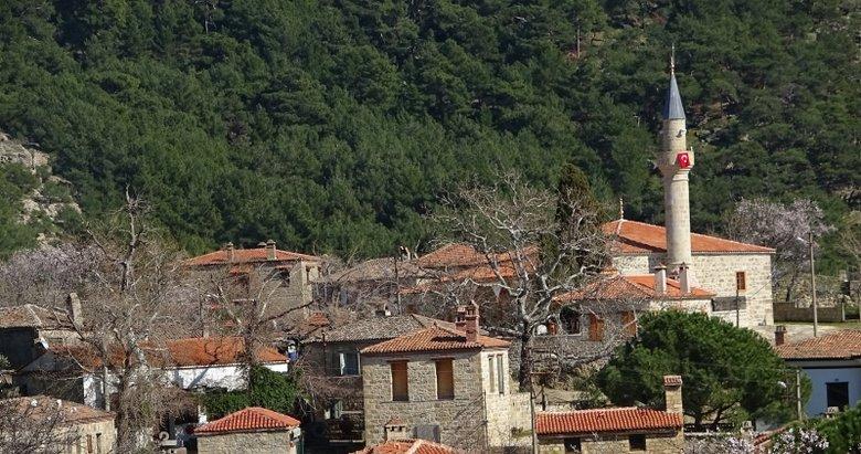 50 haneli köy 200 bin ziyaretçi ağırlıyor! Bir evin fiyatı 1 milyon!
