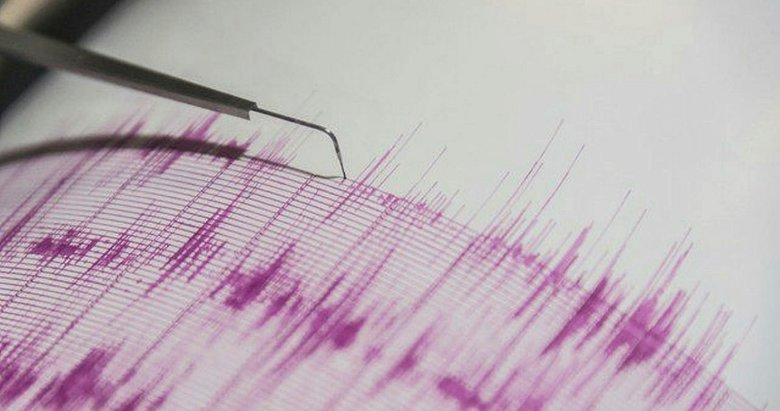 Akdeniz'de 3.7 büyüklüğünde deprem