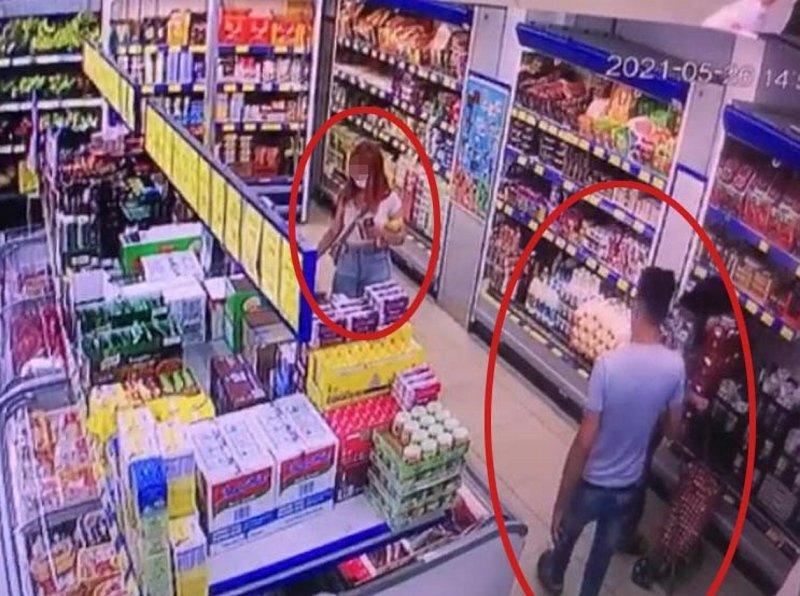 Gizlice kadınların fotoğraflarını çekti! İzmir'deki market sapığı yakalandı!