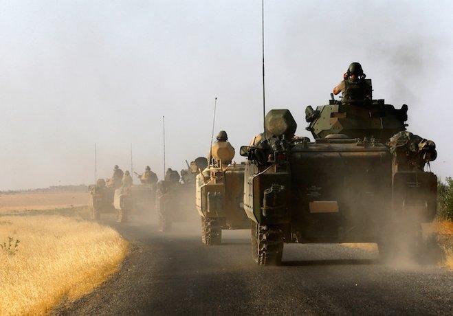 TSK: 32 Köy Terörist Unsurlardan Temizlendi