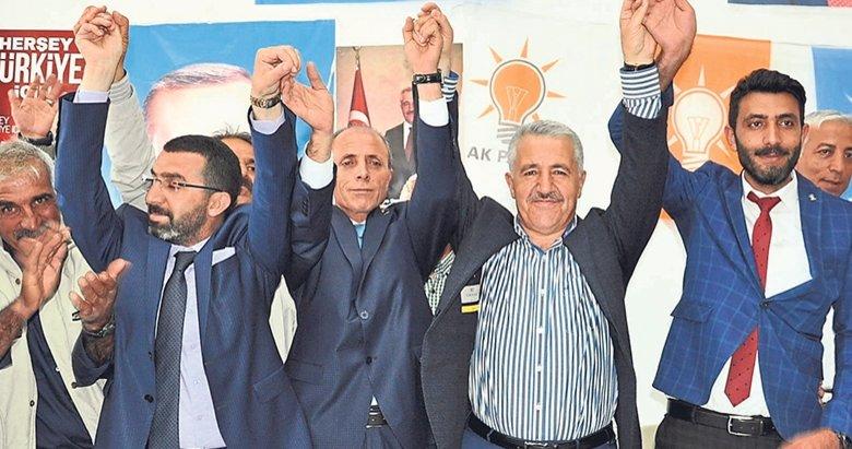 Teröre destek Saadet'i bitirdi