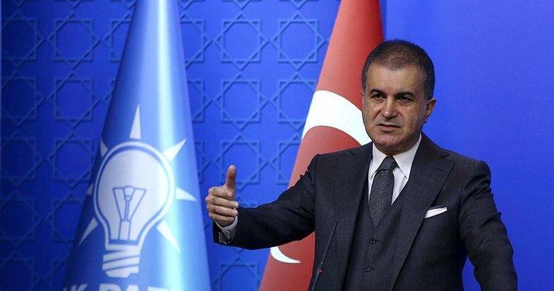 AK Parti'den önemli açıklamalar