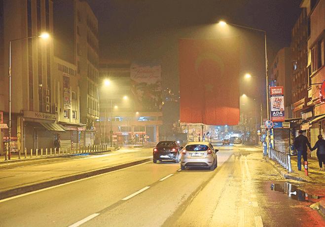Hava kirliliği yine İzmir'i tehdit ediyor