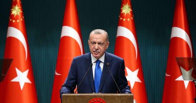 Başkan Erdoğan'dan unutulmayan paylaşım: Milletin üstünde bir güç görmedik, tanımadık
