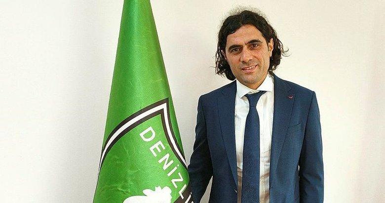 Denizlispor'da teknik direktörlük görevine Serhat Gülpınar getirildi