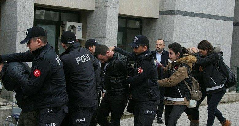 Narkotik operasyonunda tutuklu sayısı 34'e yükseldi