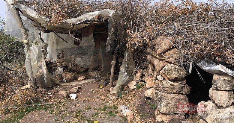 Terör örgütü YPG/PKK'nın inleri didik didik aranıyor