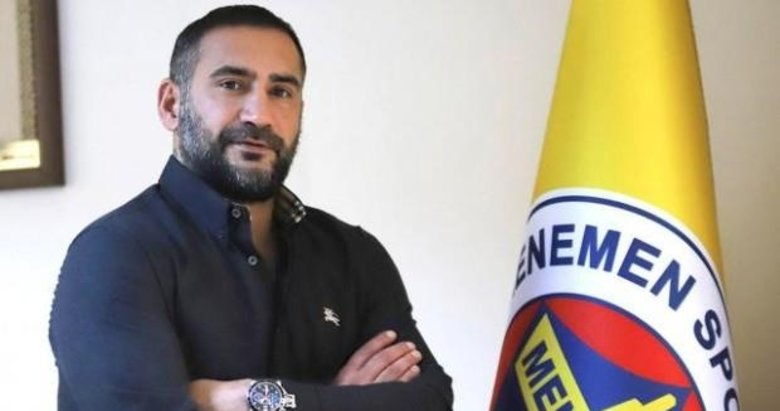 Menemenspor'da Karan galibiyete inanıyor