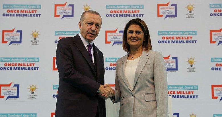 AK Parti İzmir Konak Belediye Başkan adayı Melek Eroğlu kimdir? Melek Eroğlu kaç yaşında?