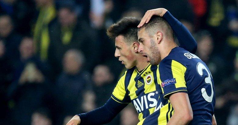 Fenerbahçe, Zenit karşısında avantajı kaptı