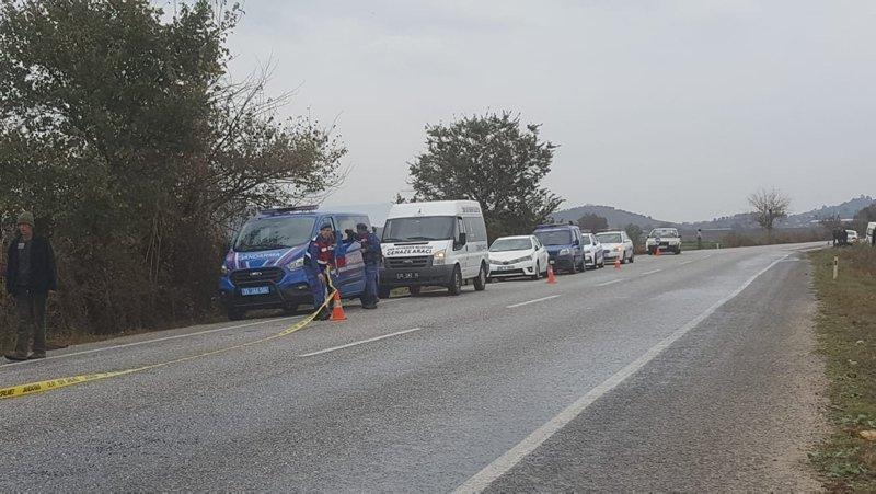 İzmirdeki kazada feci ölüm