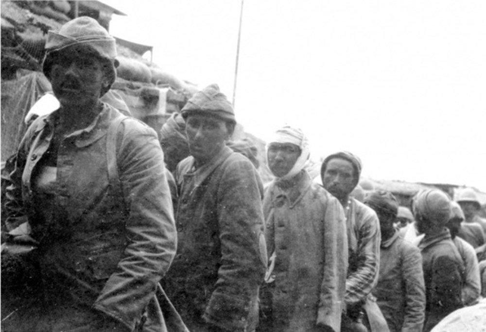 Destanın 105. yılı! İşte TSK arşivinden Çanakkale Zaferi fotoğrafları