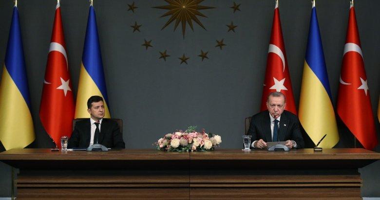 Başkan Erdoğan: Ukrayna'ya desteğimiz devam edecek