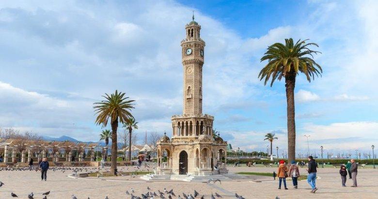 Bugün İzmir'de yağış var mı? 10 Nisan 2021 hava durumu