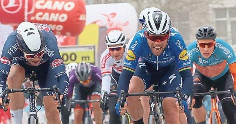 Konya-Konya etabını Cavendish kazandı