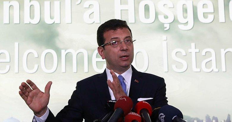 CHP'nin İstanbul adayı Ekrem İmamoğlu'ndan Ordu Valisi'ne hakaret