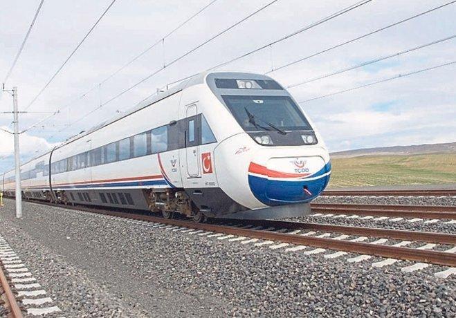 İZMİR-ANKARA hızlı treninin yolu ACİL AÇILIYOR