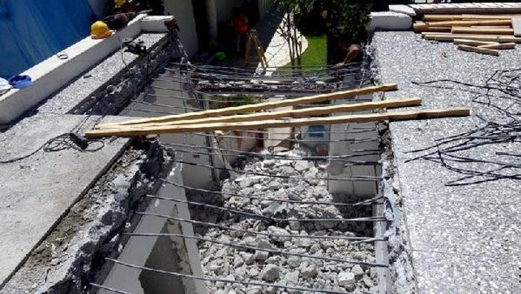 Tam 10 Gün sürdü! Yılmaz Özdil'in kaçak villasındaki yıkım tamamlandı