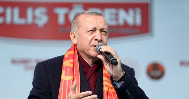 Başkan Erdoğan: Bunların hepsi kaçacak delik arayacak