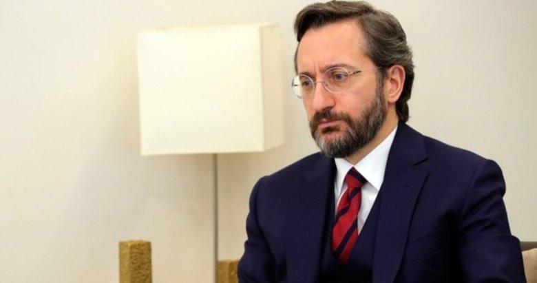 İletişim Başkanı Altun, Washington Times gazetesine Türkiye'nin başarı sırlarını anlattı