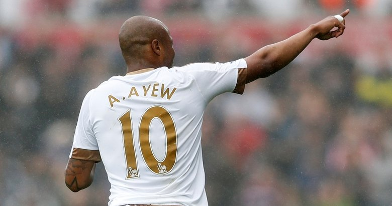 Beşiktaş'tan Andre Ayew atağı