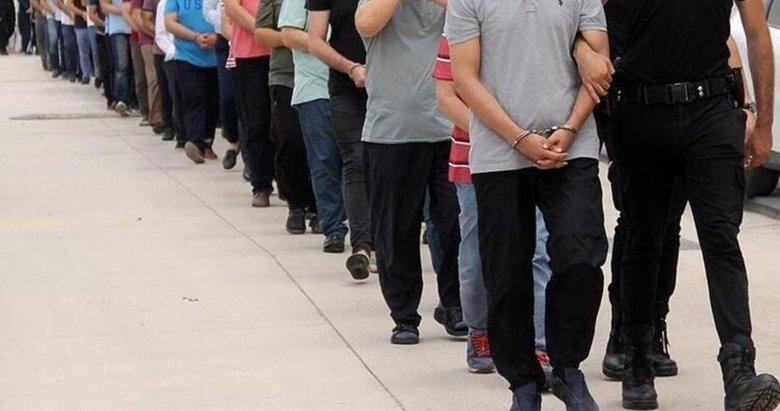 İzmir merkezli organize suç örgütü operasyonunda 32 şüpheli yakalandı