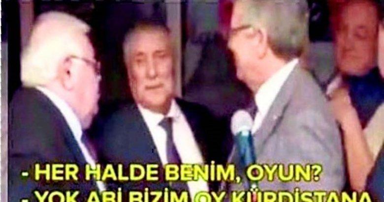 'Kürdistan diyenlere oyunuzu vermeyin'
