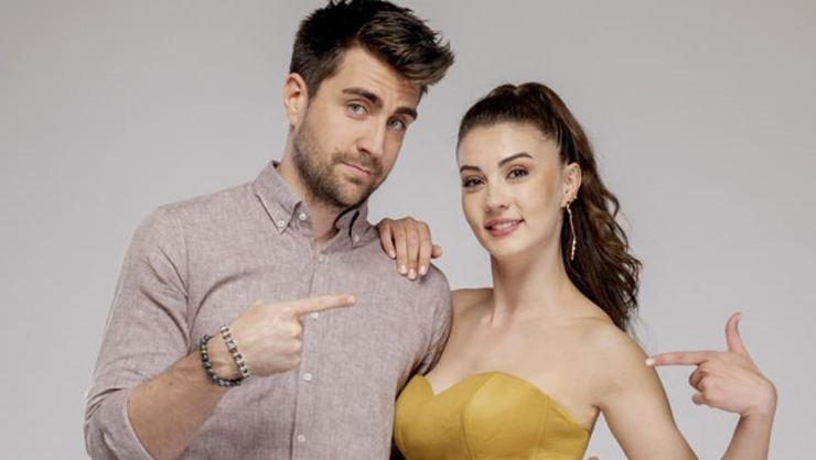 Afili Aşk dizisinin Ayşe'si Burcu Özberk ve Kerem'i Çağlar Ertuğrul arasındaki gerçek şok etti