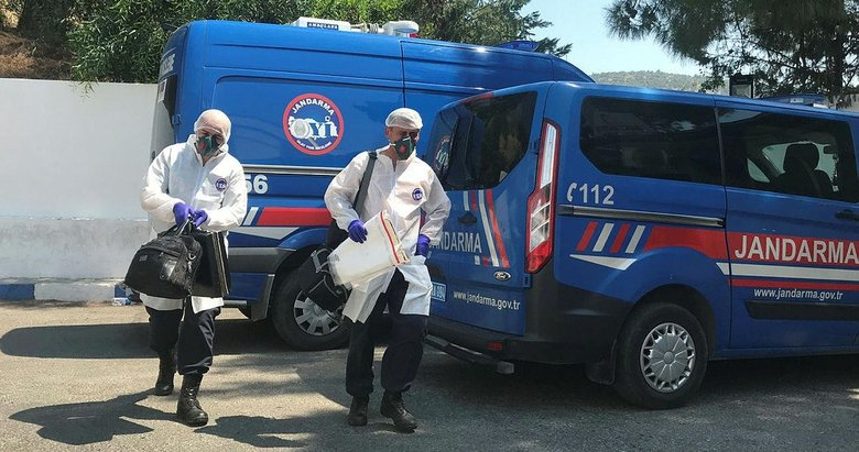 İki kişi uykusunda öldürüldü! Bodrum'da kanlı infaz