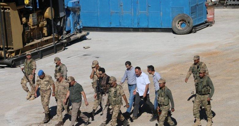 PKKdan temizlenen bölgeden petrol fışkıracak!